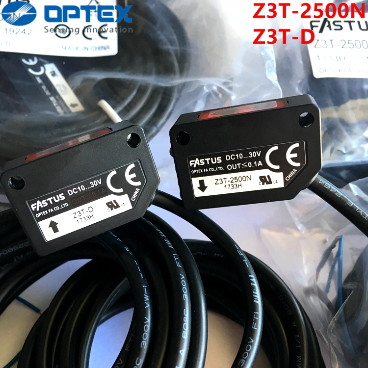 OPTEX Fotoelektrik Z3T-2500N Z3T-D Marka yeni orijinalOPTEX Fotoelektrik Z3T-2500N Z3T-D Marka yeni orijinal