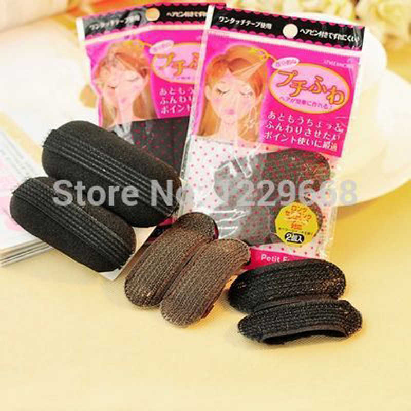 ホット販売新着ヘア高めるプリンセス髪型デバイスふわふわスタイリングツール女性のヘアアクセサリー