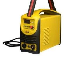 Бесплатная доставка CUT50S ВОЗДУШНО-ПЛАЗМЕННОЙ РЕЗКИ Инвертор Воздуха Plasma Cutter Cut50 Сварочный Аппарат CUT50S