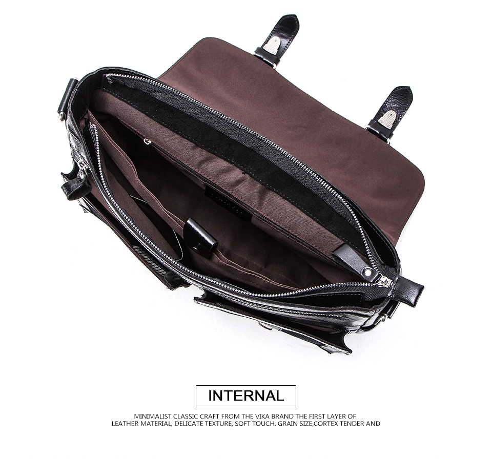 HTB1aIpIeaSs3KVjSZPiq6AsiVXaO CONTACT'S men's briefcase genuine leather business handbag laptop casual large shoulder bag vintage messenger bags luxury bolsas