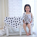 Multifunctional New Baby Double Layers Cotton Blanket for Spring Autumn Infant Swaddle Bedding Quilt Travel Towel  Size 47*47""