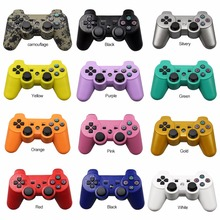 New Wireless Bluetooth Gamepad For Sony PS3 Controller Playstation 3 game Joystick play station 3 console for Sony PS 3 Controle
