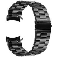 V MORO 22mm Stainless Steel Watch Link Bracelet With Adapters For Gear S3 Band Replacement Bands