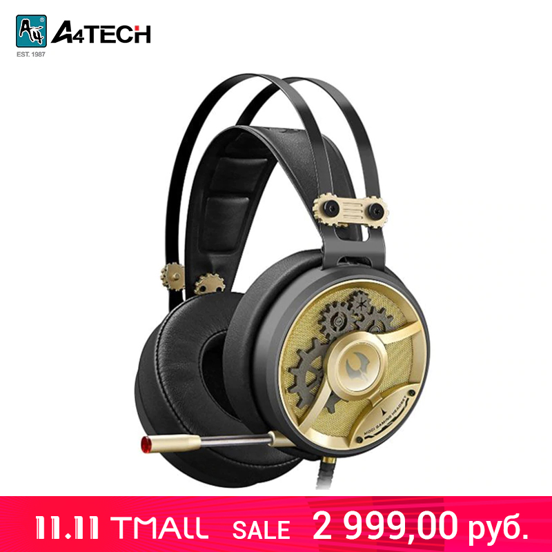 Gaming headset A4Tech Bloody M660