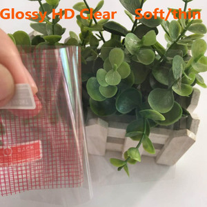 Image 4 - 3pcs/lot Clear or Matte Universal Screen Protectors 5/6/7/8/9/10/11/12 Inch Protective Films for Mobile Phone Tablet Car GPS LCD