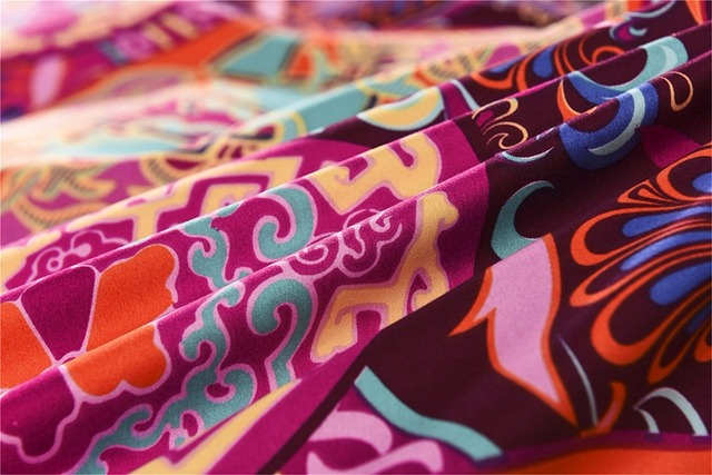 Oriental Mandala Bedding Set