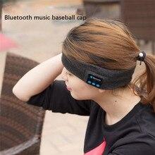 Rechargeable Wireless Bluetooth Music Headset Speaker Smart Headband Wearable