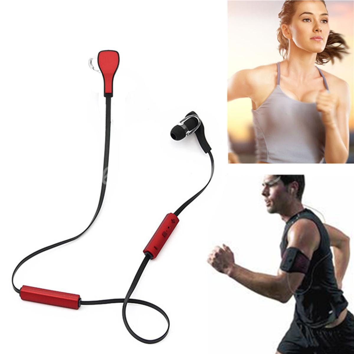 NEW Bluetooth Earphone Sport Stereo Handsfree In Ear Bluetooth Sweatproof Earphone Wireless With Mic For iPhone история и теория социальной политики учебное пособие