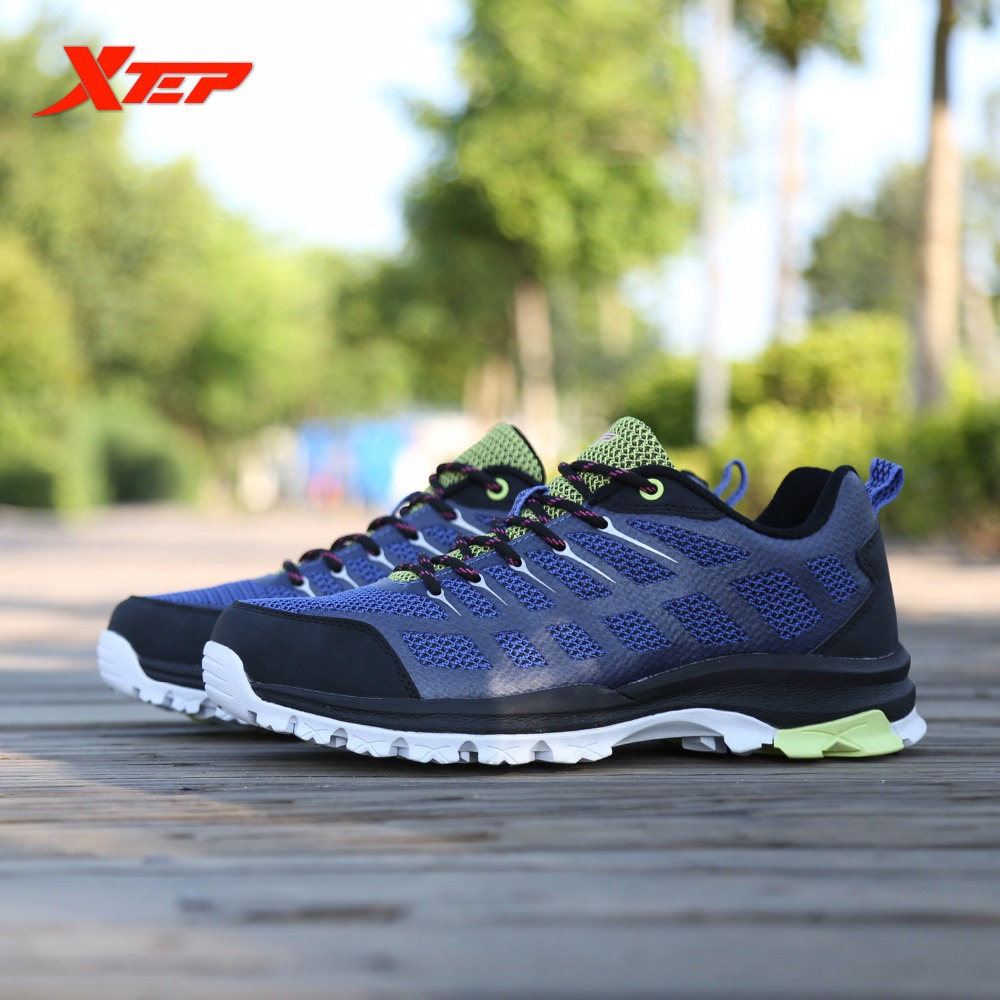 XTEP Original Men Light Mesh Running working Shoes Athletic Trainers Run Shoes Breathable Outdoor Sports Sneakers 884119529331