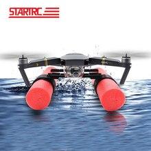 Quadcopter   DJI Mavic Pro  Landing Skid Float kit For DJI MAVIC Platinum Drone Landing on Water Parts