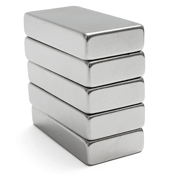 Iman Neodimio Imanes 2015 Special Offer Real Magnets Neodymium Disc 5 Pcs/lot _ N35 50mm X25mm X10mm Strong Block magnets iman neodimio 2015 promotion new aimant neodymium 2 pcs lot strong magnet 20x5mm eyebolt ring salvage magnetic