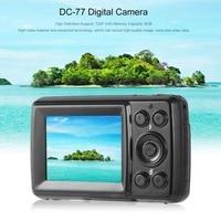 16MP 4X зум высокой четкости цифровая видеокамера 2,4 дюйм(ов) ов) TFT ЖК-экран 8 ГБ автоматическое отключение Лидер продаж Прямая доставка