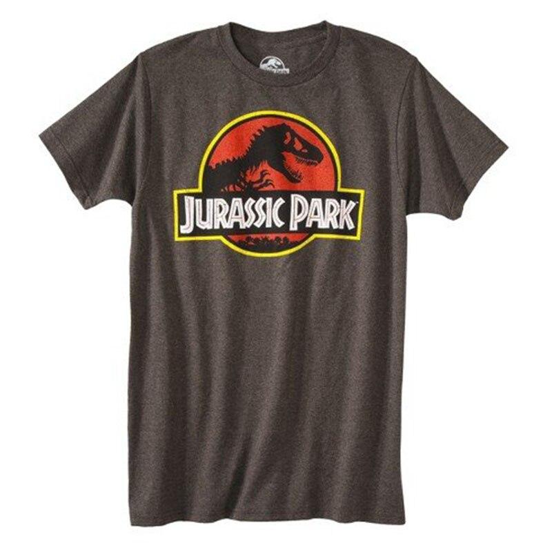 Camiseta de ciencia ficción Movie Jurassic Park para hombre Camiseta - Ropa de hombre