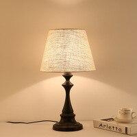 Туда Макарон настольная лампа гостиничном номере Спальня прикроватный свет студент настольная лампа
