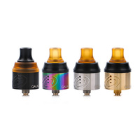 New Arrivals Vapefly Galaxies MTL RDA 22mm MTL Electronic Cigarette Atomizer 510 Thread RDA Replaceable Single