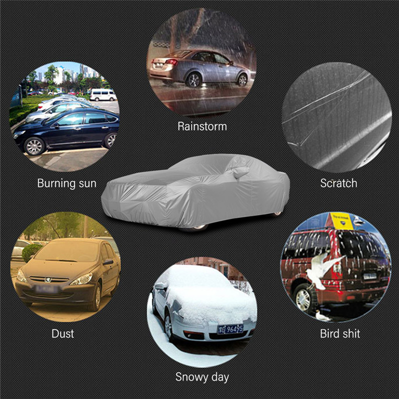 Honda CR-V 5 Layer Car Cover Fitted Water Proof In Out door Rain Snow Sun Dust