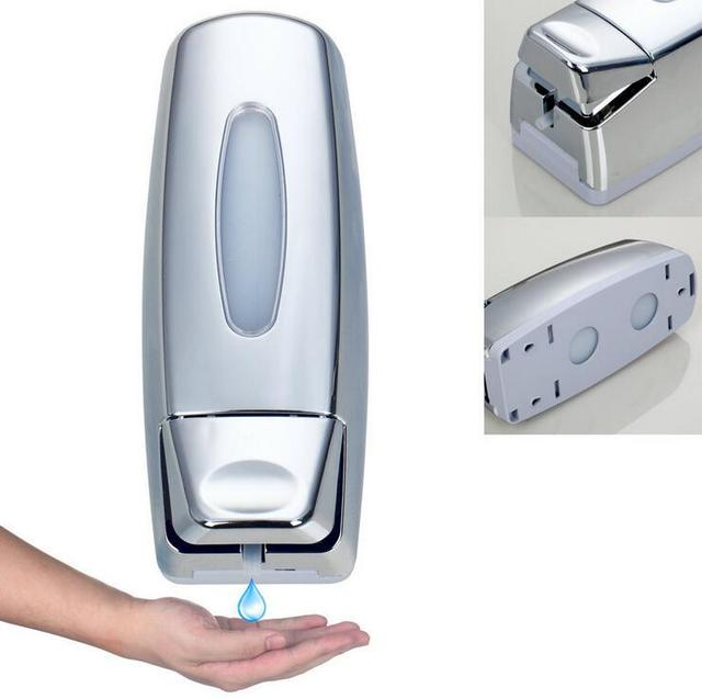 Hotel Hand Liquid Soap Dispenser Wall Mounted, Kitchen Liquid Soap Dispenser  Bottle, Bathroom Hand
