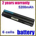 Batería del ordenador portátil para dell latitude e5420 e5420m jigu e5520 e5530 E6430 E5520m E6520 E6420 E5430 E6530 E6440 Para Inspiron 14R 15R