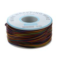 P/N B-30-1000 30AWG 8-Wire Colored Insulation Wrapping Cable