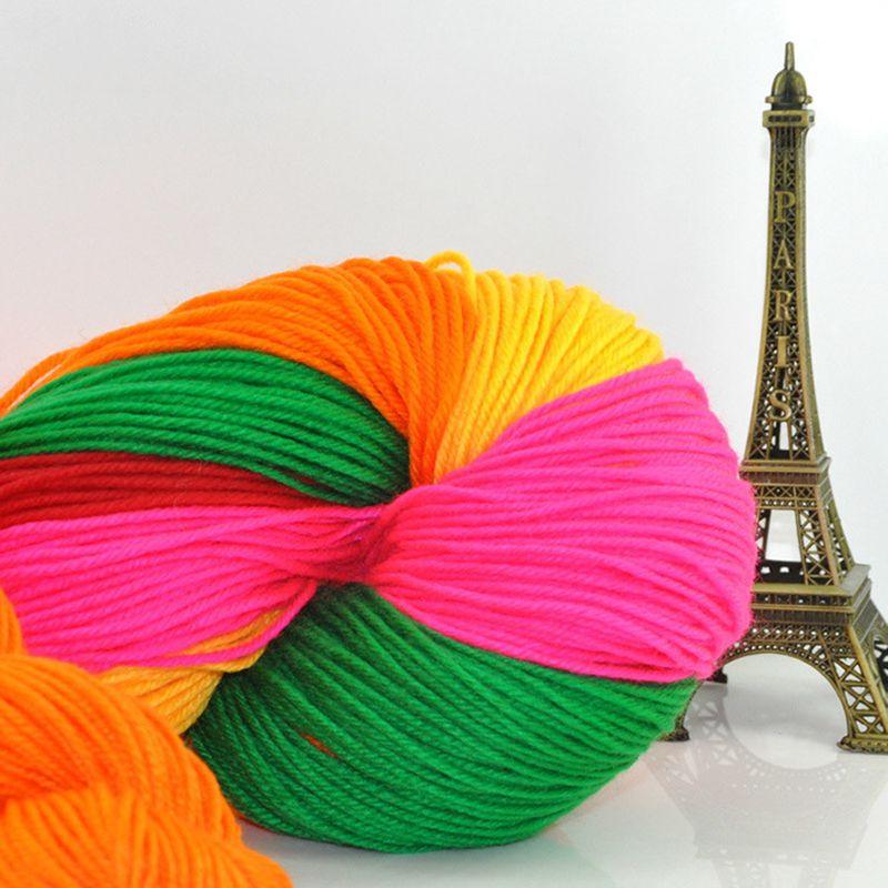 1Pcs Crochet Yarn Cotton Knitting Yarn Crochet Yarn For Knitting Cheap Yarn Factory Price For Sale 30g