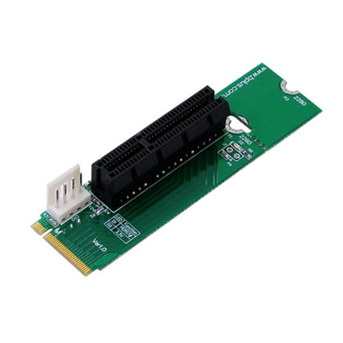 M 2 Pcie Adapter Pakistan Adapter Nikon To Sony E Mount Wifi Adapter Gone From Laptop Adapter Adapter Meaning: PCIe X4 To M.2 (NGFF) Adapter Socket 3 PCeI Base SSD, Key