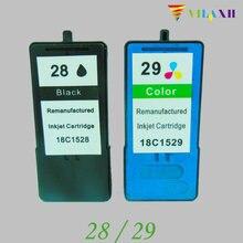 For Lexmark 28 29 Ink Cartridges X5070 X5075 X5320 X5340 X5410 X5495 Printer