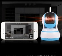 Home Security IP Camera 720P Wifi Wireless Surveillance Camera IR Cut Night Vision APP Control P2P Camera