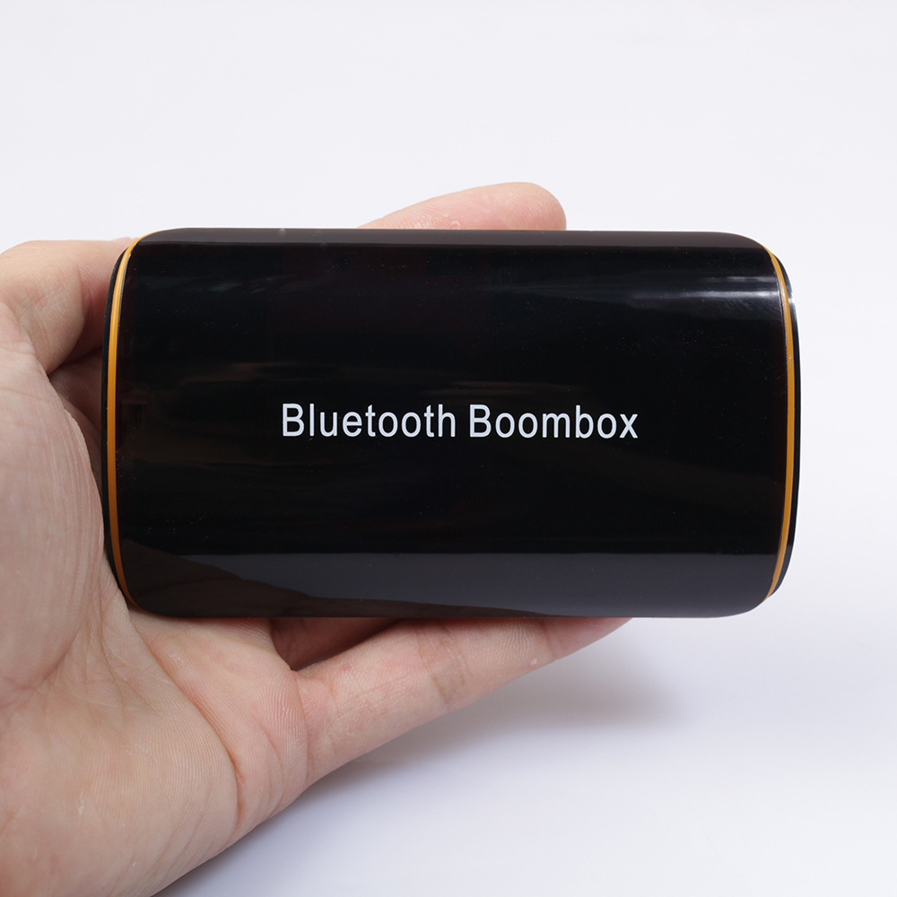 Bluetooth Music Receiver Ideal For In Car Or In Home: Bluetooth Receiver Speaker Audio Music Adapter Bluetooth Music Stereo Receiver Adapter AUX Home