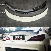 For Mercedes Benz CLA W117 CLA180 CLA200 CLA250 CLA260 ABS Rear Trunk Wing Spoiler CLA45 RT Style 2014 UP