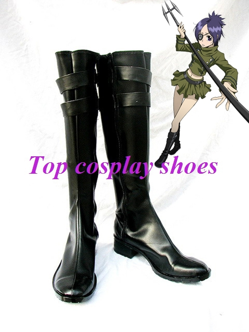 Freeshipping anime Hitman Reborn Chrome Dokuro Cosplay Boots shoes custom  made Hand made for Halloween Christmas-in Shoes from Novelty & Special Use  on ...