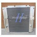 5I-5522 бак для воды радиатор в сборе для E110B E120B экскаватор S4K-T