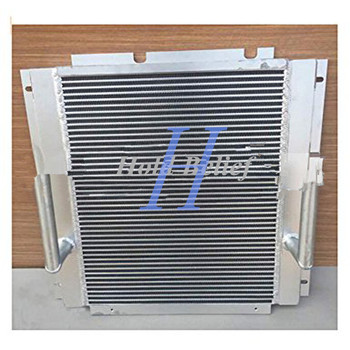 5I-5522 Water Tank Radiator ASS'Y For E110B E120B Excavator S4K-T