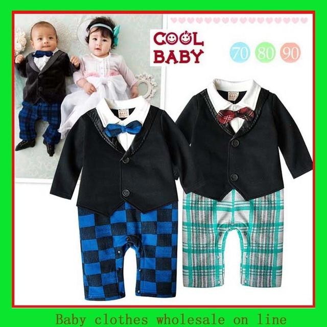 Newborn Brand Clothes Wholesale Baby Clothes Newborn Baby Boy Formal