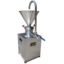 Colloid mill Grease Peanut butter maker machine for Tomato Chocolate Chili Seeds, Commercial use sesame paste grinder machine(China)