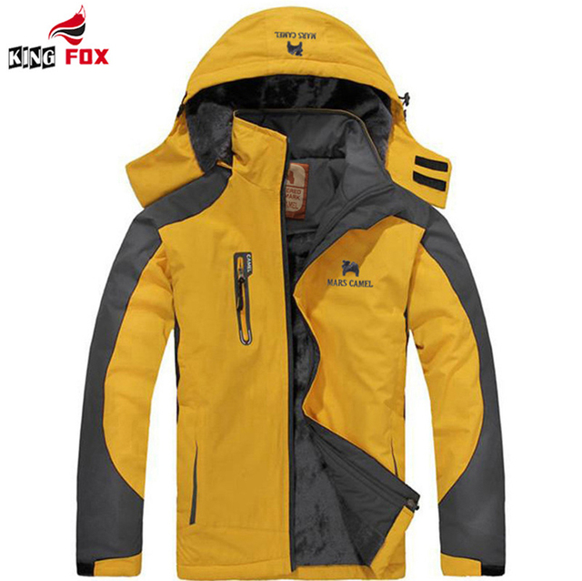 Nuevas mujeres y de Los Hombres, además de terciopelo Patchwork engrosamiento impermeable a prueba de viento outwear cálida chaqueta de los hombres parka capucha escudo talla M ~ 5XL