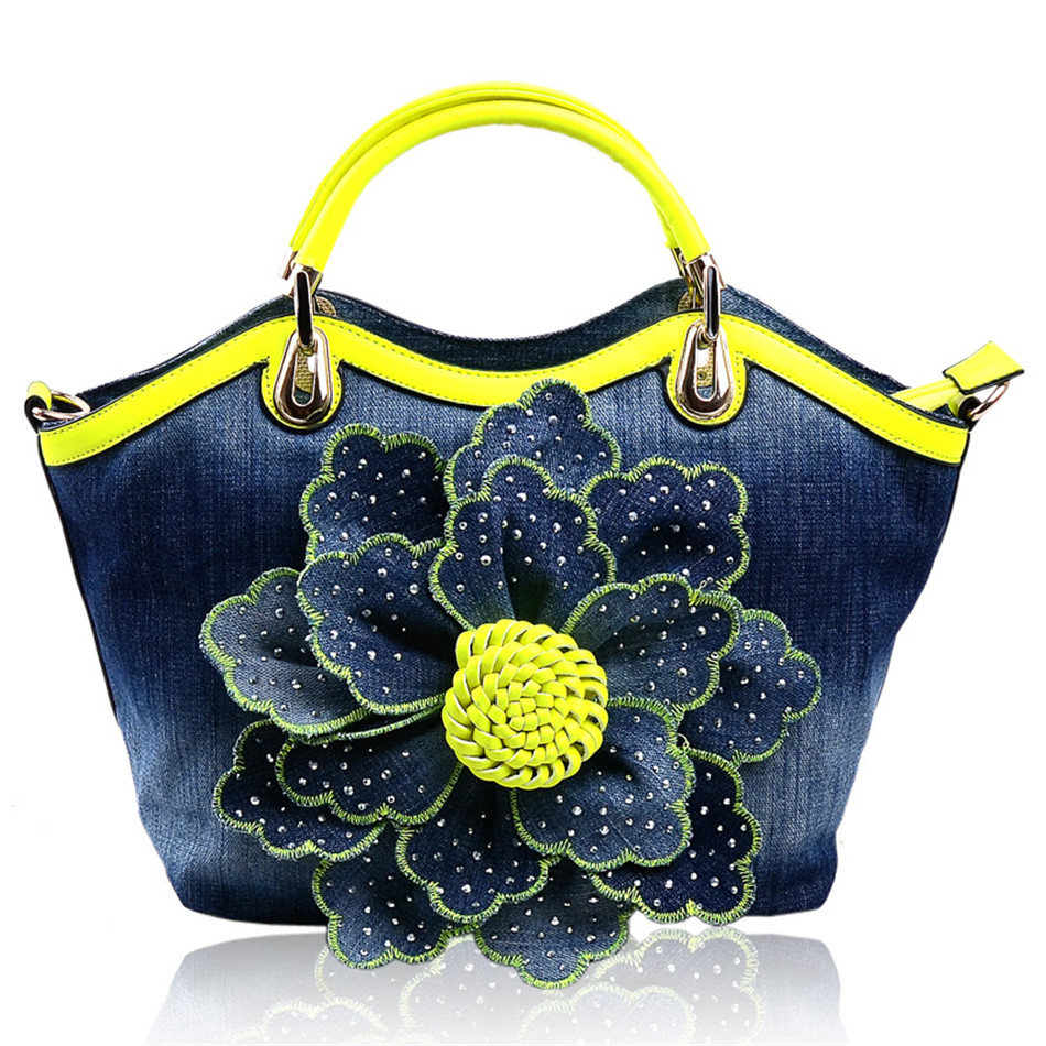 Fashion Women Leather Handbags Mobile Messenger High Quality PU Leather Elegant Women Bag Tote Female Big Flower Mother Bag стоимость