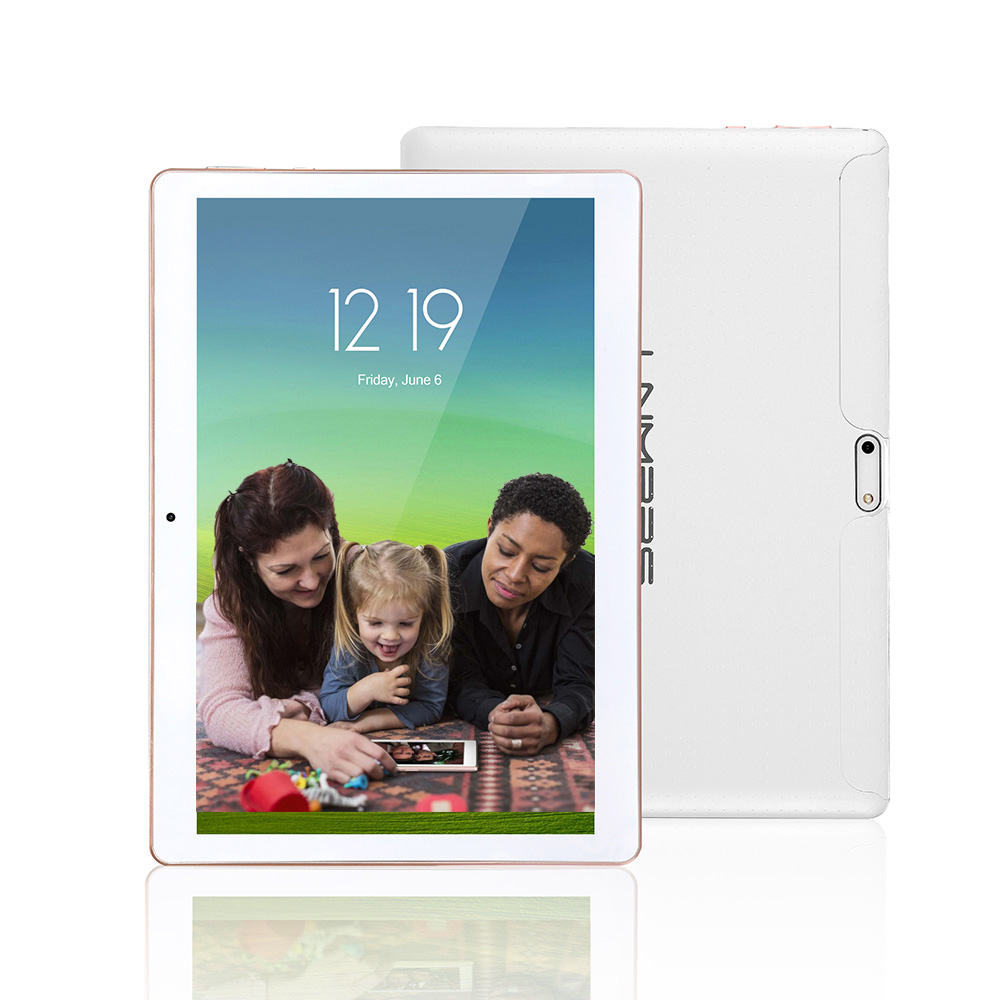 LNMBBS NEW 4g lte 10.1 inch Tablet PC Android 7.0 laptop 4GB RAM 32GB ROM 8 Core Dual Cameras/SIMs 1280*800 IPS function white lnmbbs new discount tablet for children 10 1 inch android 5 1 8 core fm wifi 1280 800 ips 2gb ram 16gb rom dual cameras 2 sims