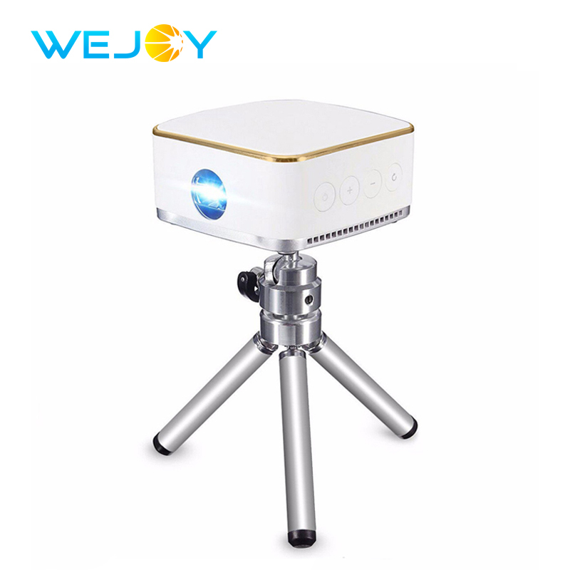 Wejoy Mini LED Projector DL-S8+ Android 7.1 Pocket Portable Mobile Phone Projetor DLP Beamer Wifi Home Theater Proyector Portat