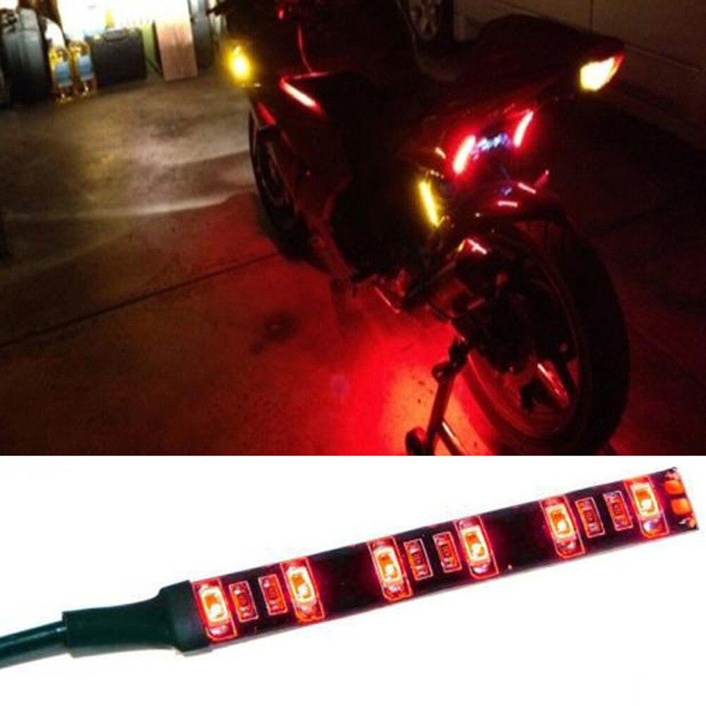2018 car led bulb mini strip black led motorcycle turn signal aeproducttsubject mozeypictures Image collections