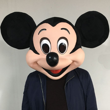 Real Picture Mickey's Head mascot costume fancy dress costumes Mickey Mouse mascot costume