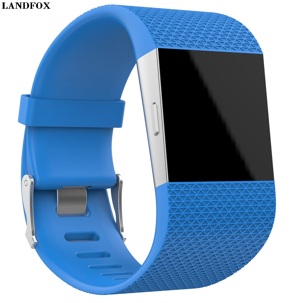 LANDFOX Replacement Wristband Band Strap + Buckle For Fitbit Alta Wristband New Fashion Strap WristBand Bracelet Drop Shipping