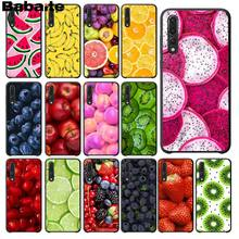 Babaite Various fruits Custom Photo Soft Phone Case for Huawei Mate10 Lite P20 Pro P9 P10 Plus Mate9 10 Honor 9 10 View 10(China)