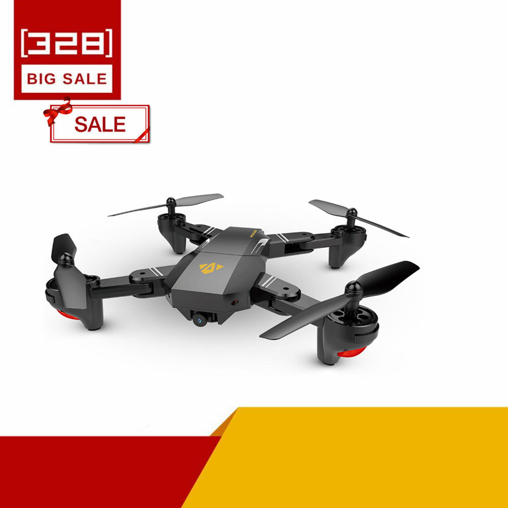 VISUO XS809HW RC Selfie Drone With Wifi FPV 2 0MP Wide Angle Camera 2 4G Height