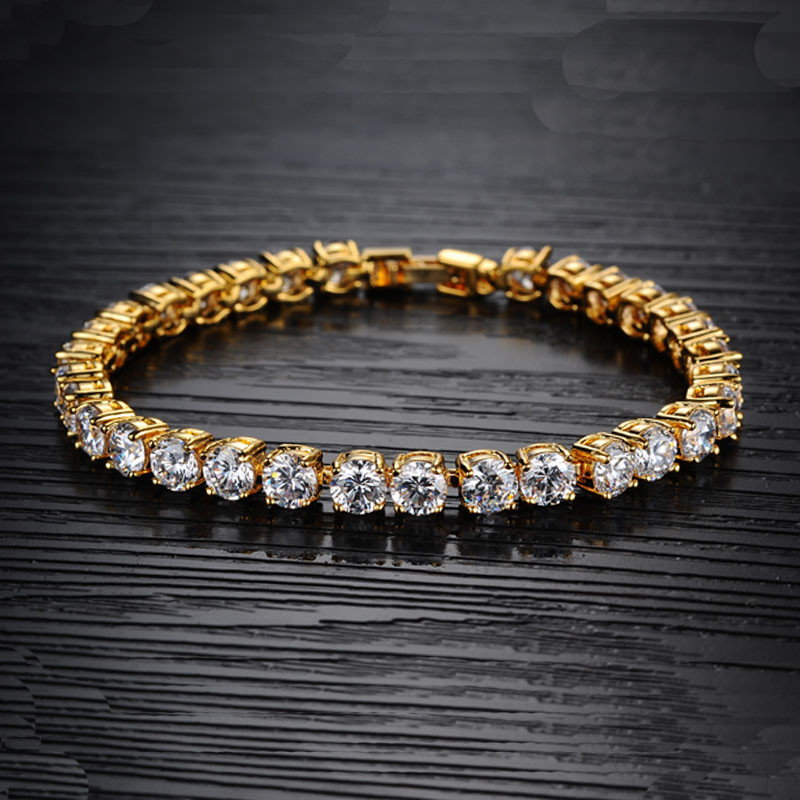 BlingZircons Bridesmaids Luksuzni CZ Crystal Nakit Brilliant 6mm Big - Modni nakit - Foto 4