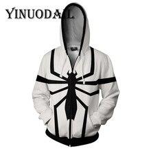 Fans Wear Marvel Venom 3D Hoodies for Women & Men Long Sleeve Game Black Spiderman Cosplay Clothes 2018 Sweat Homme
