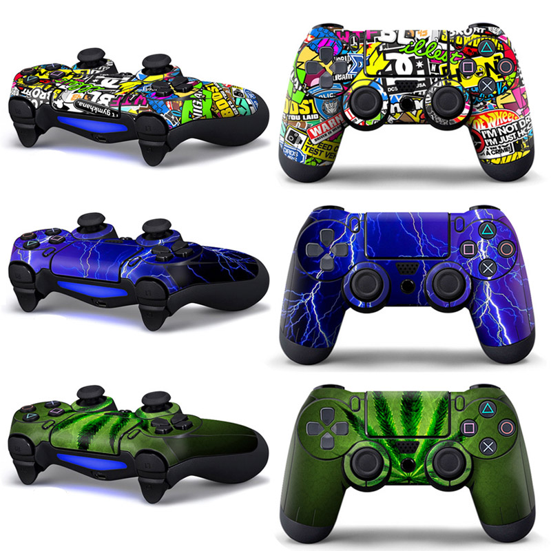 Easy Stick Accessories Controller Skins Protective Sticker For PS4 Joystick Stickers Protect Cover For Sony PS4 Controller Pro