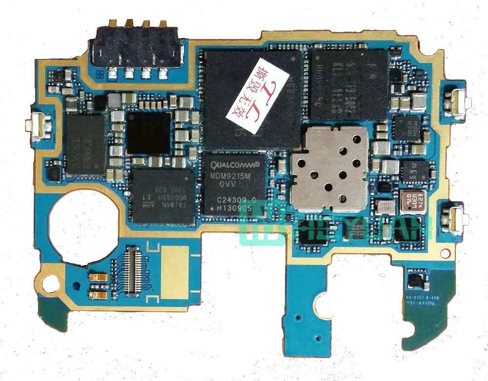 100 Original Europe Version 16G Unlocked mainboard For Samsung Galaxy S4 i9505 Motherboard with Chip