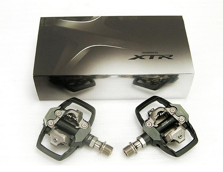 Shimano XTR PD-M9020 Course SPD Clipless VTT Vtt Pédale crampons IPDM9020 W