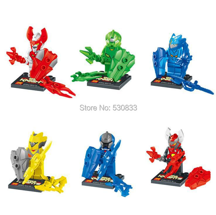 Tenkai Knights Building Blocks Sets TOY, LELE 78063 Action Figure classic toys Toys Compatible Lego,T9 - factory LEGOtoys store