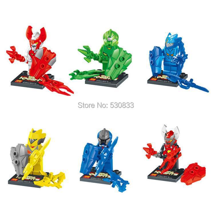 Tenkai Knights Building Blocks Sets TOY, LELE 78063 Action Figure classic toys Toys Compatible Lego,T9 - factory LEGOtoys store